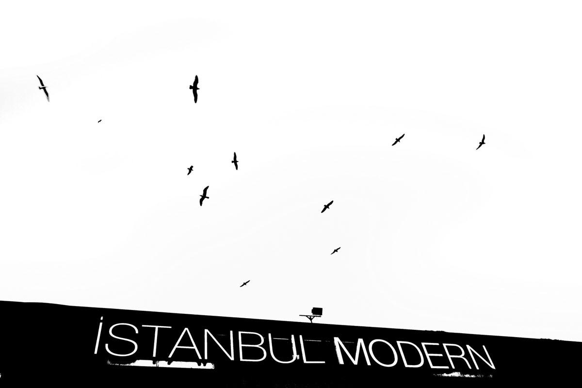 Istanbul Modern  Murat Germen