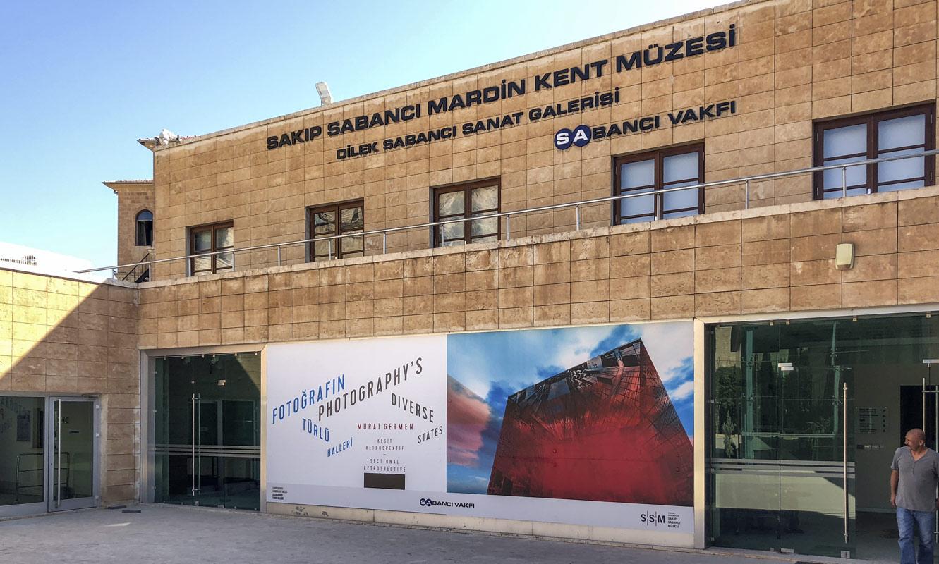 Fotoğrafın türlü halleri – Kesit Retrospektif / Photography's diverse  states – Sectional retrospective & solo show @ Sakıp Sabancı Mardin City  Museum | Murat Germen